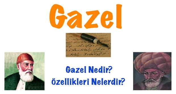 Gazel, Gazel nedir, gazel özellikleri, gazelin özellikleri, gazel örneği, gazel ne demek