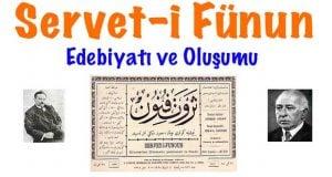 Servet-i Fünun, Servet-i Fünun Edebiyatı, Servet-i Fünun edebiyatının oluşumu