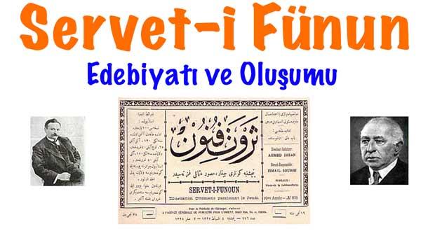 Serveti Fünun, Serveti Fünun oluşumu, Serveti Fünun edebiyatı oluşumu, Serveti Fünun edebiyatının oluşumu