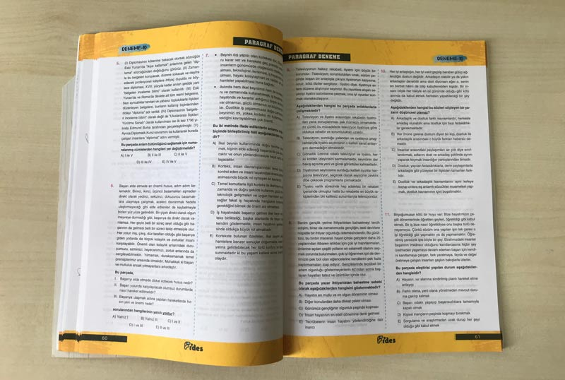 Paragraf, Paragraf kitabı, Paragraf kitapları, Paragraf kitap önerileri