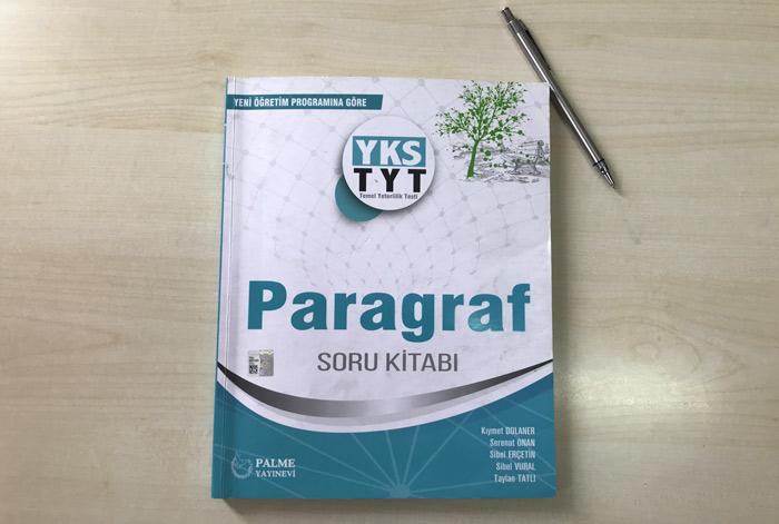 Palme Yayınevi, Palme paragraf kitabı, Palme paragraf soru bankası, Paragraf kitap önerileri, En iyi paragraf soru bankaları
