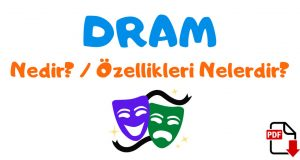 Dram, Dram nedir, Dram ne demek, Dram özellikleri, Dramın özellikleri, Dram gelişimi, Dram hakkında bilgi, Dram konu anlatımı